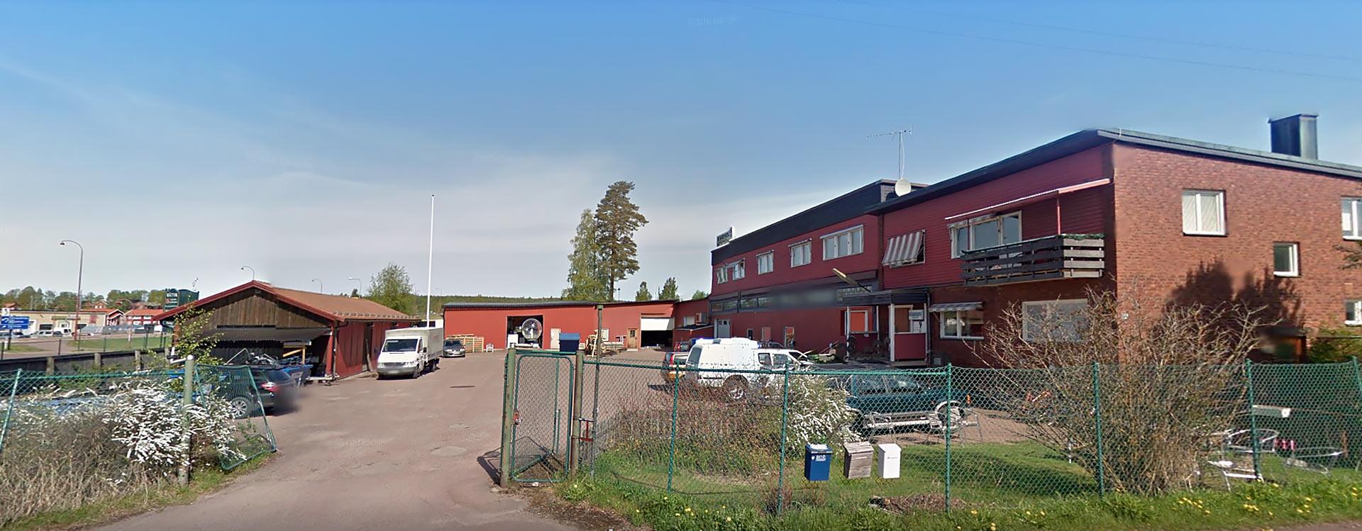 Sarholms plåtdetaljer - Mekanisk verkstad