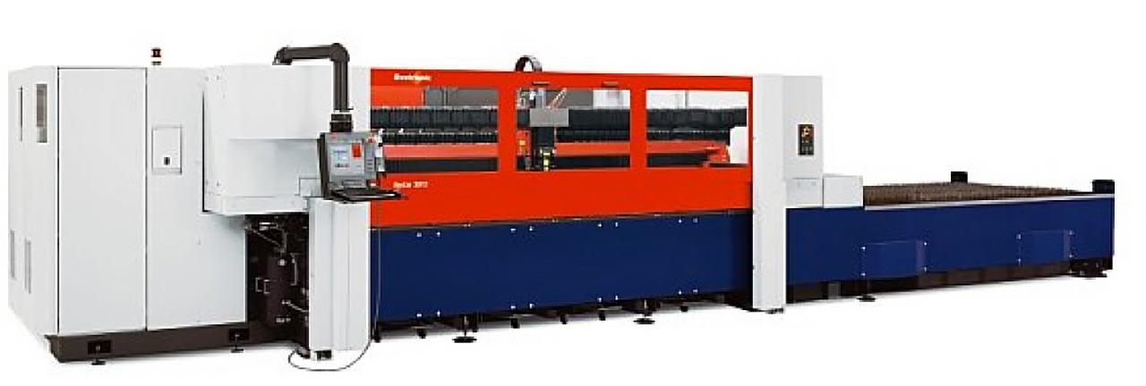 Bystronic 3015 4,4 kW, CNC styrd laserskärare